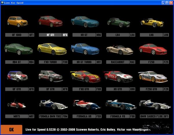 تحميل لايف فور سبيد للكمبيوتر Live for Speed Download img 49