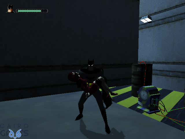 تحميل لعبة باتمان للكمبيوتر