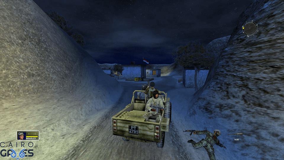 تحميل لعبة عاصفة الصحراء من ميديا فاير