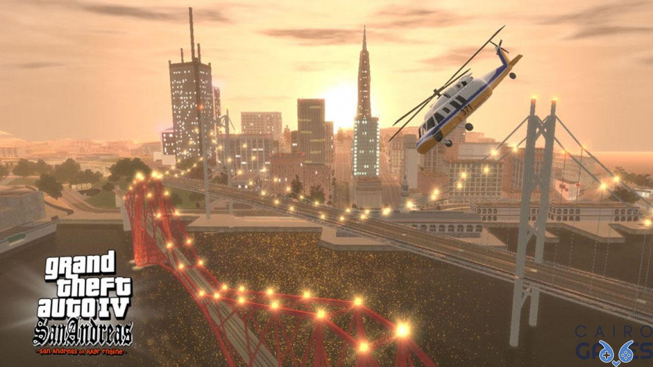 تحميل لعبة GTA 10