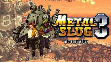 لعبة Metal Slug