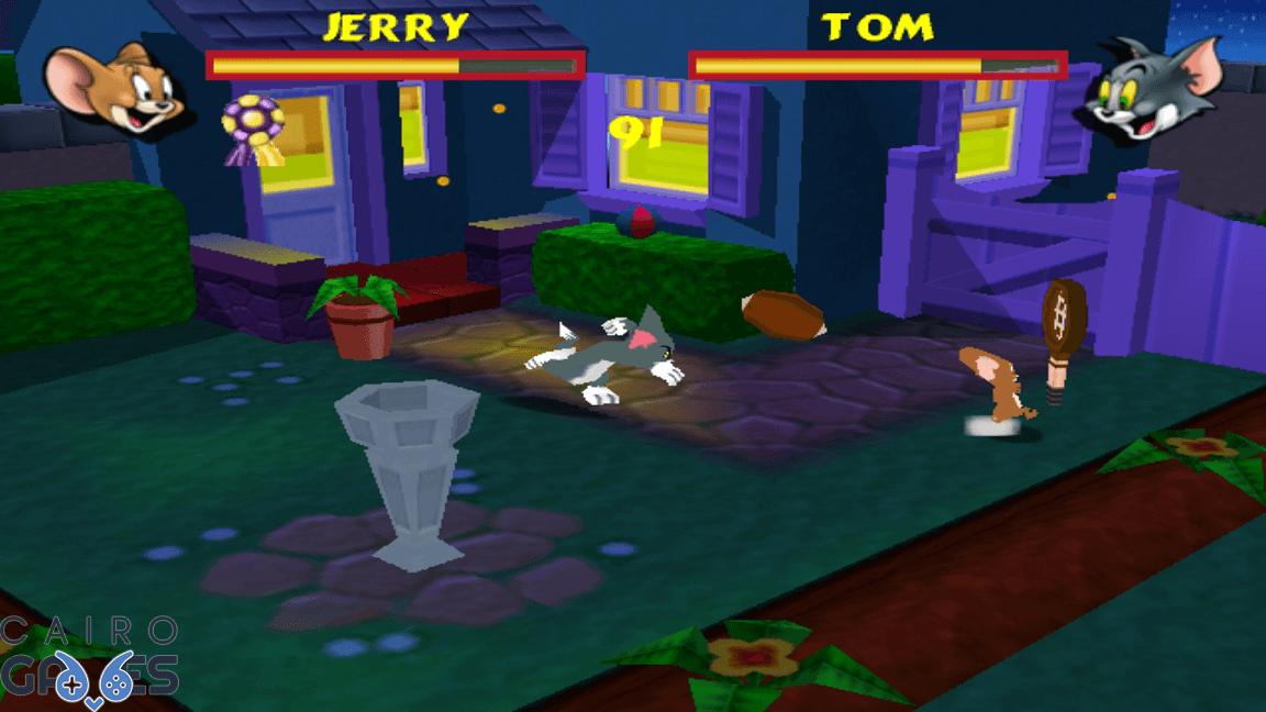 تحميل لعبة توم وجيري من ميديا فاير