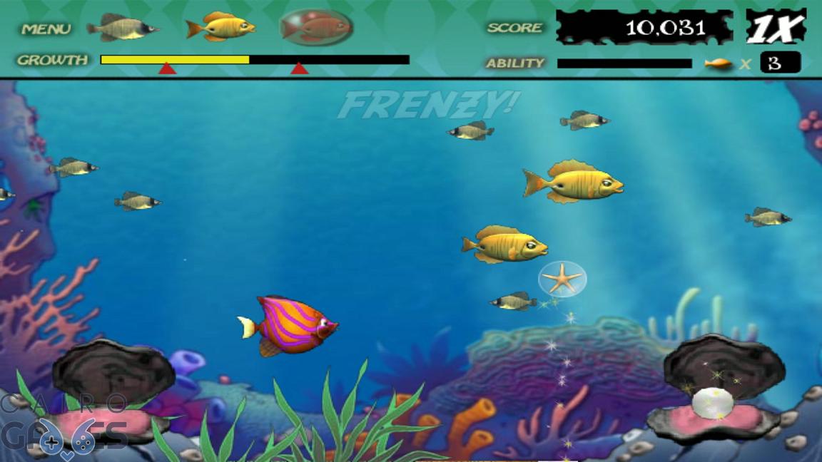 لعبة السمكة القديمة
