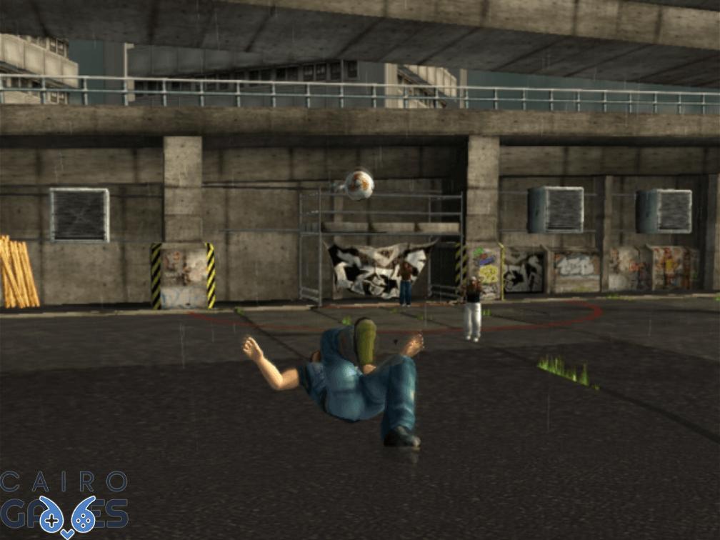 كرة الشوارع