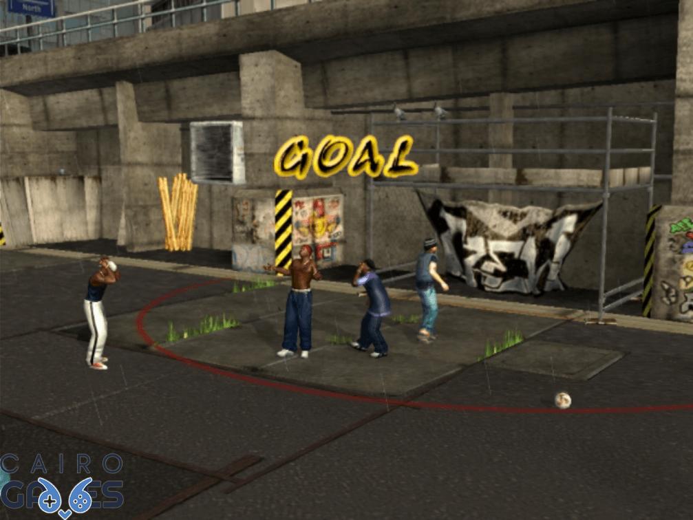 تحميل لعبة كرة الشوارع للكمبيوتر