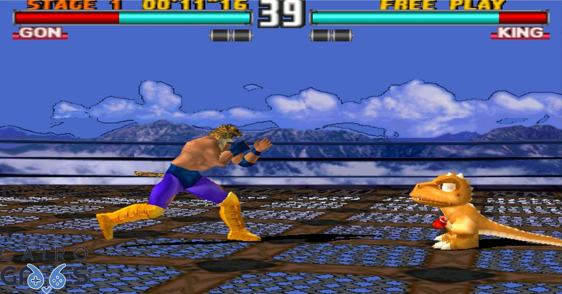 تحميل لعبة تيكن 3 للكمبيوتر من ميديا فاير