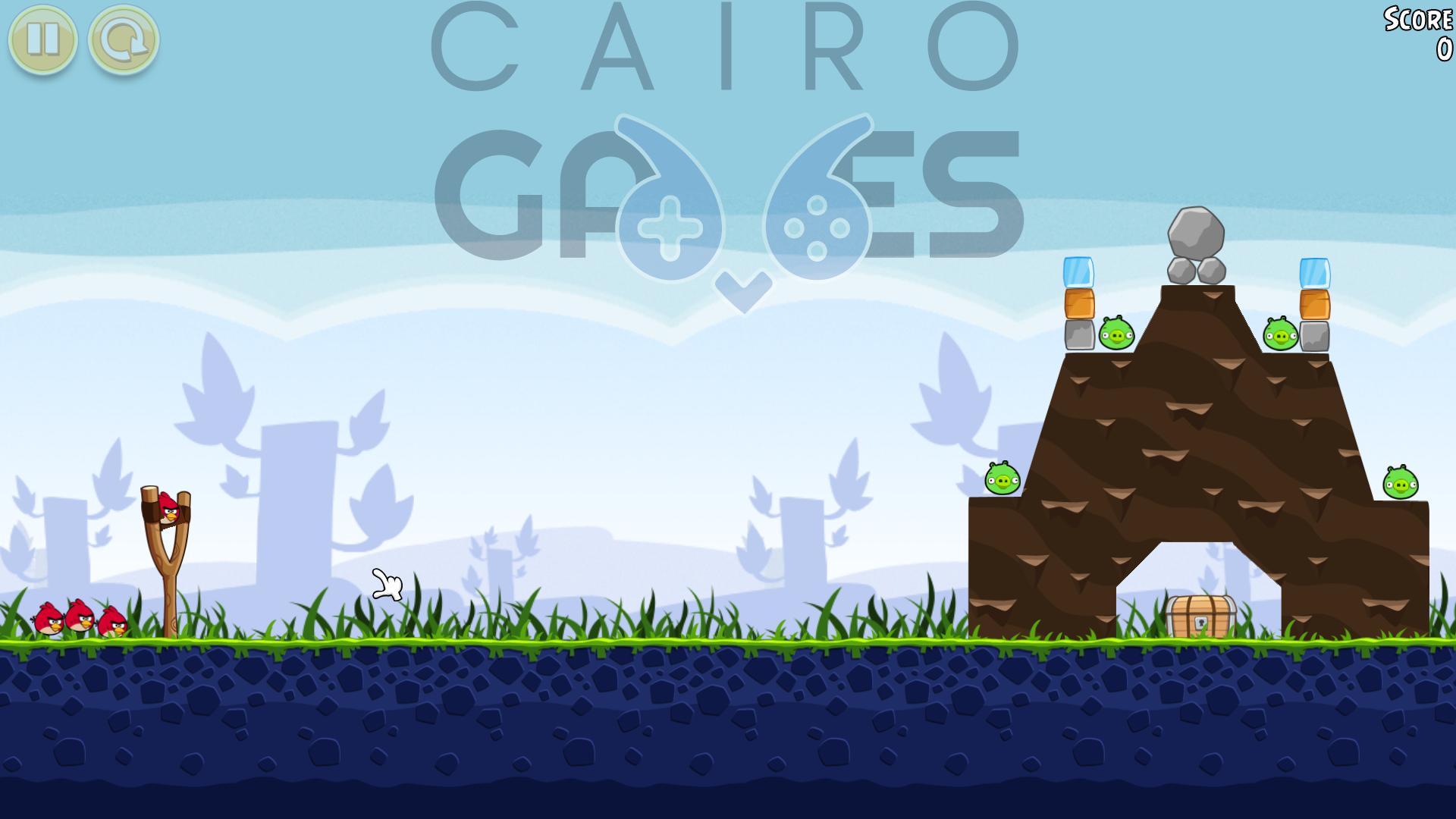 تحميل لعبة angry birds للكمبيوتر من ميديا فاير