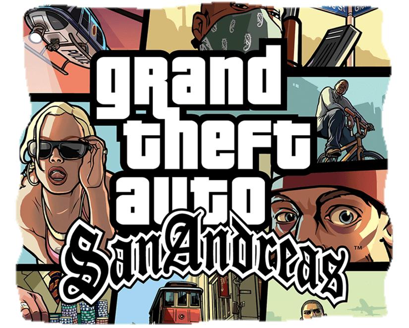 تحميل لعبة GTA San Andreas للكمبيوتر