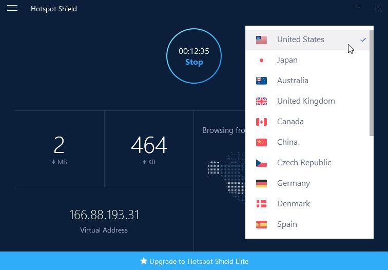 تحميل برنامج هوت سبوت 2020 Hotspot Shield VPN للكمبيوتر برابط مباشر img 1505