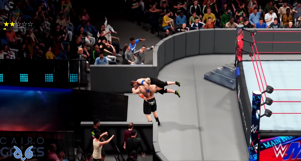 تحميل لعبة WWE
