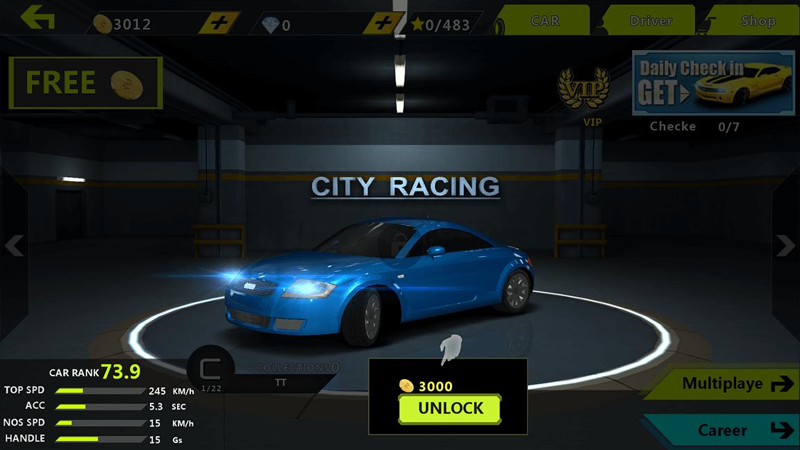 تحميل لعبة سيارات