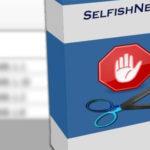 تحميل برنامج Selfishnet لتحديد سرعة النت لجميع انظمة التشغيل