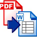 تحميل برنامج تحويل PDF الى Word للكمبيوتر والموبايل مجانا