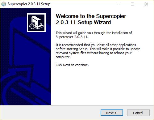 تحميل برنامج تسريع النسخ Supercopier للكمبيوتر برابط مباشر مجانا img 2631