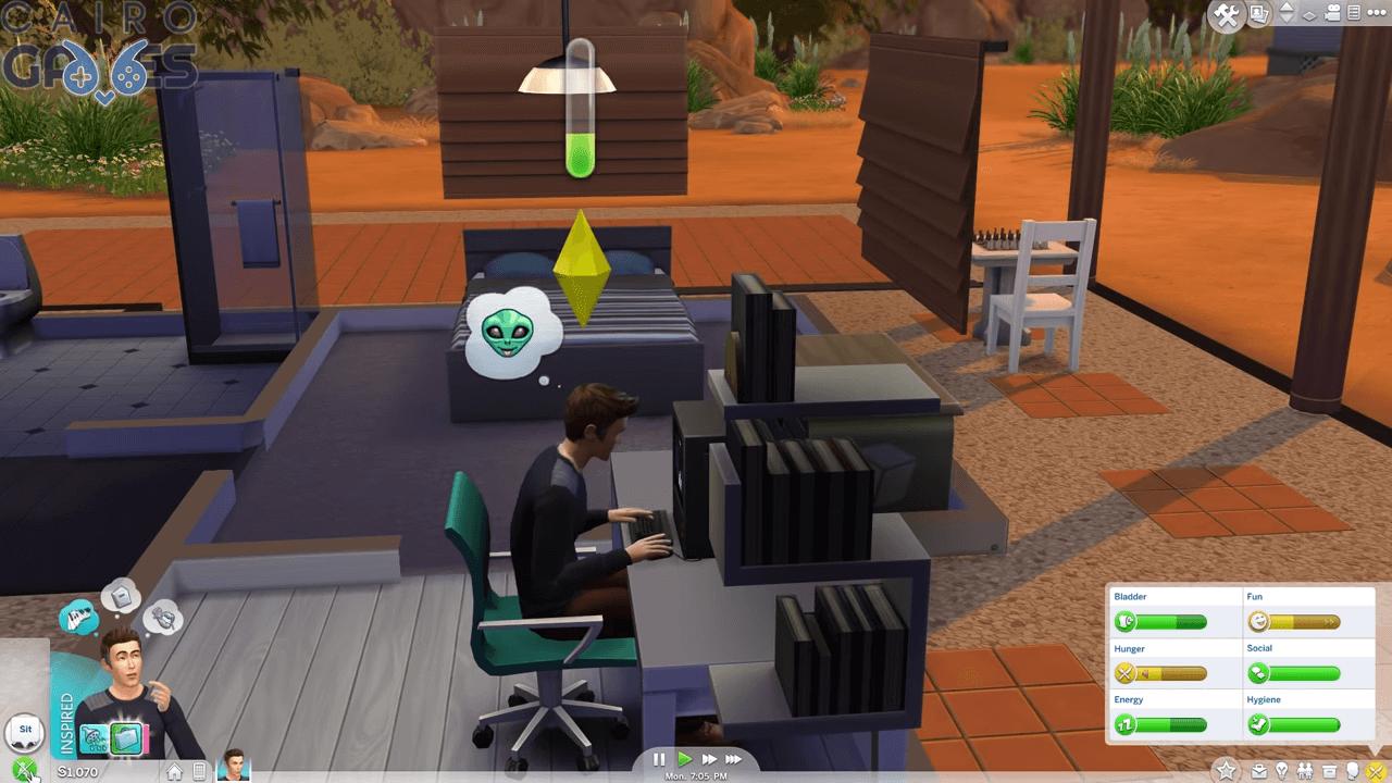 تحميل لعبة The Sims 4 للكمبيوتر مضغوطة برابط مباشر img 2585