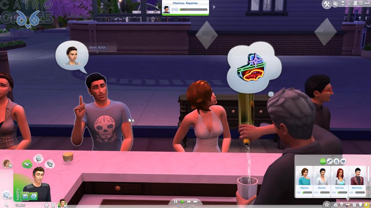 تحميل لعبة The Sims 4 للكمبيوتر مضغوطة برابط مباشر img 2586