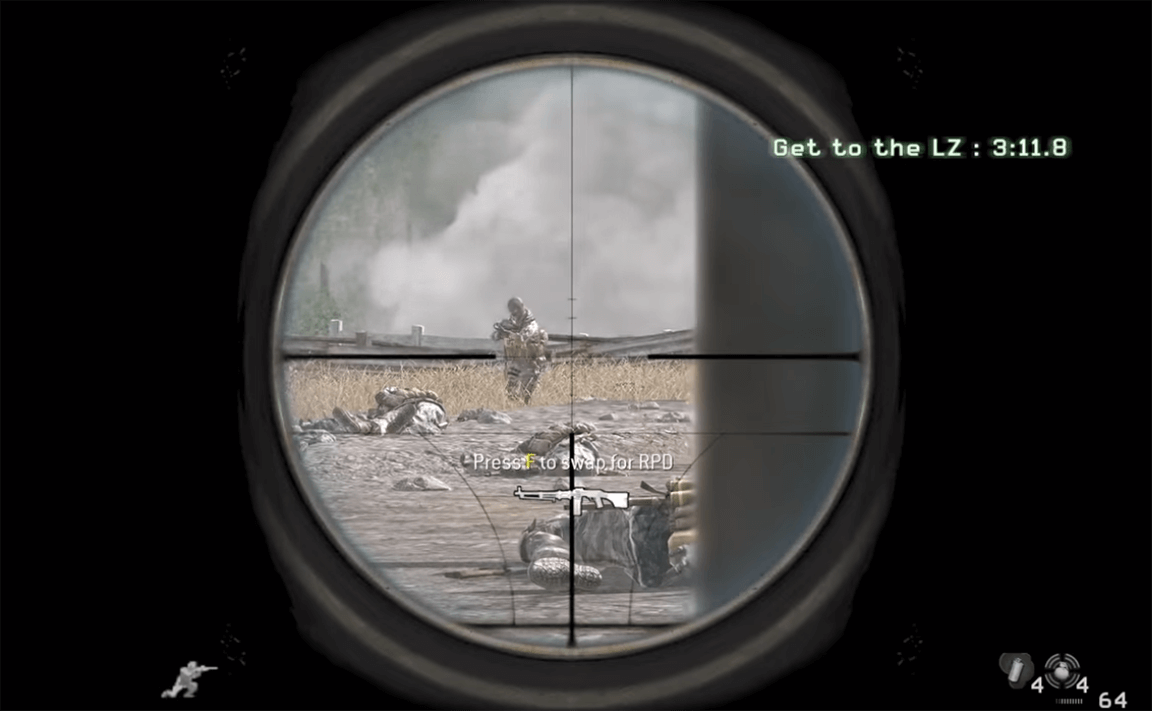 تحميل لعبة Call Of Duty 4 للكمبيوتر من ميديا فاير مجانا img 2529