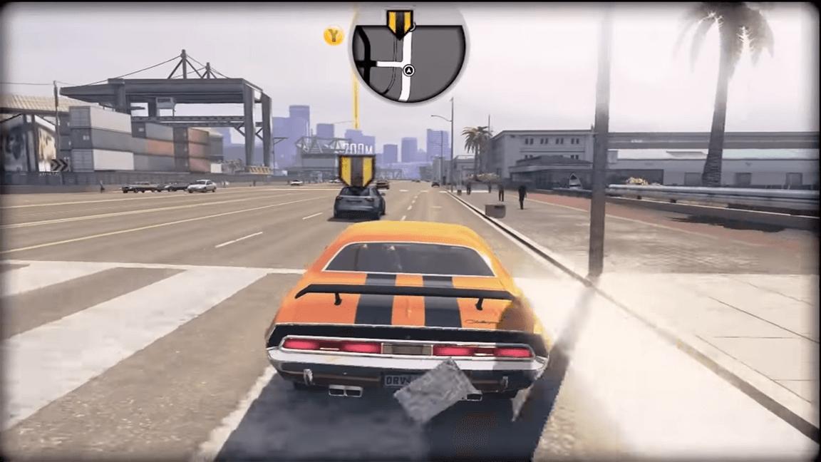 لعبة driver