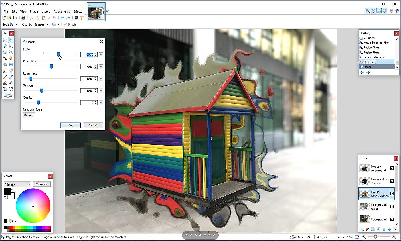 تحميل برنامج الرسام Paint.NET للكمبيوتر مجانا برابط مباشر img 2997