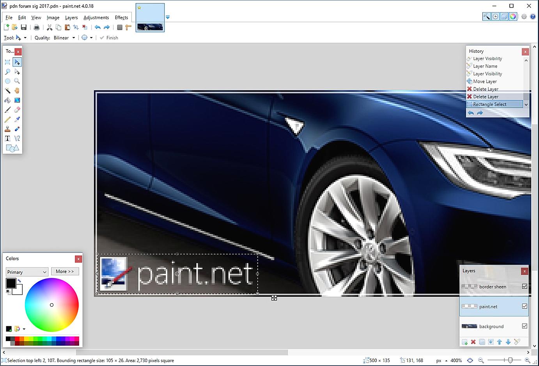 تحميل برنامج الرسام Paint.NET للكمبيوتر مجانا برابط مباشر img 2998