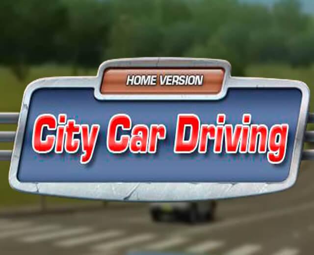 لعبة city car driving 1.4 1 من ميديا فاير