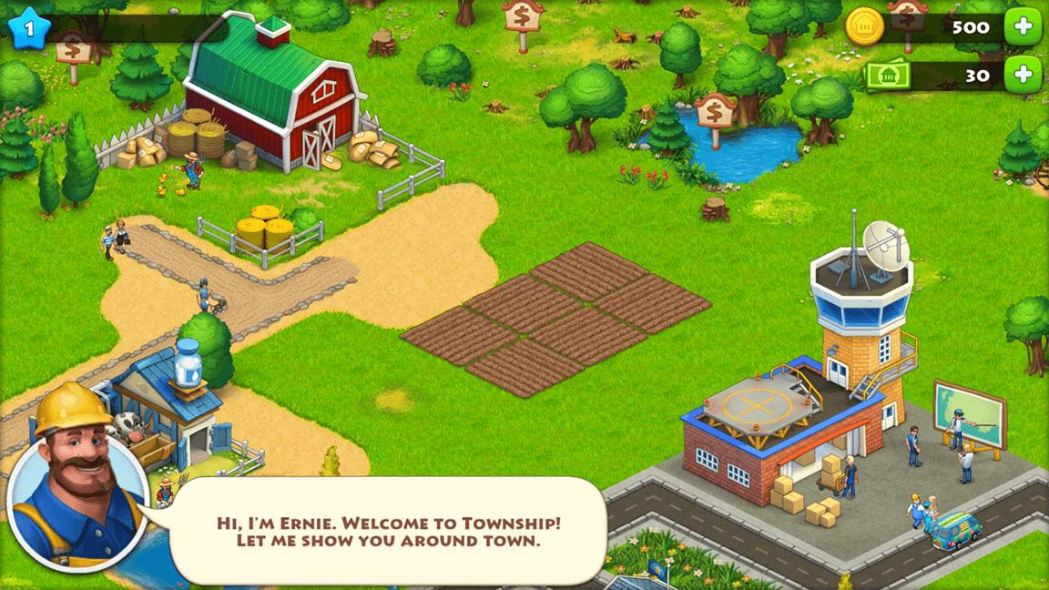 تحميل لعبة Township