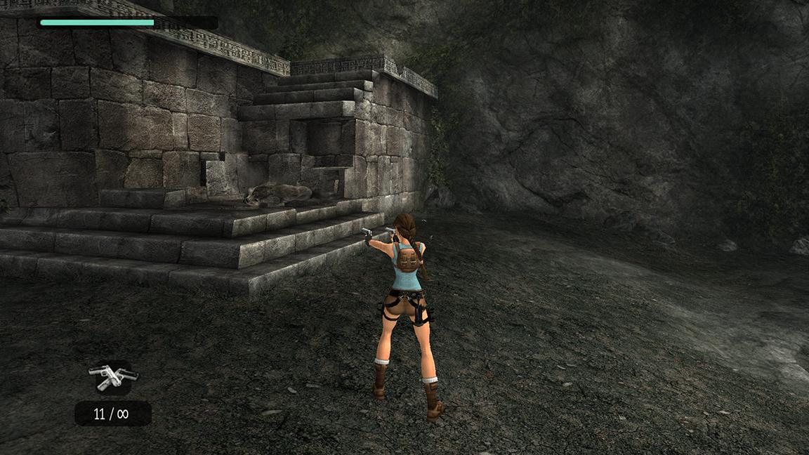 لعبة Tomb Raider