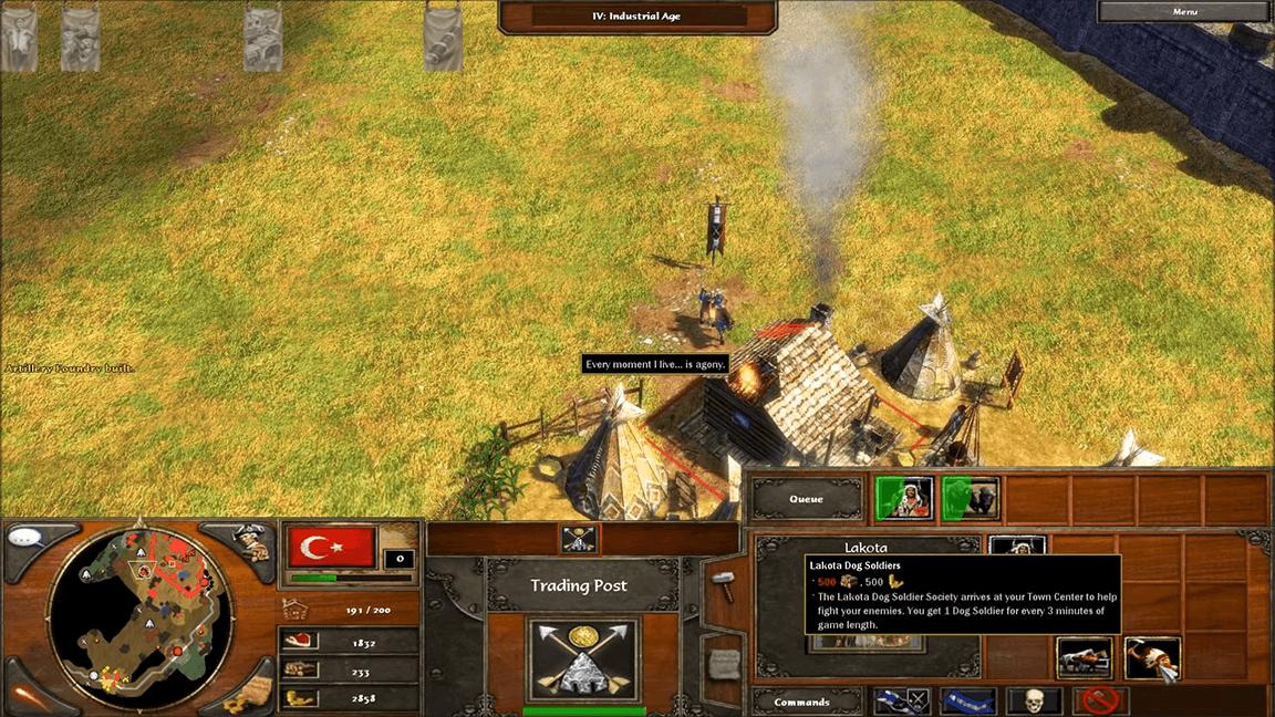 لعبة Age of Empire 3