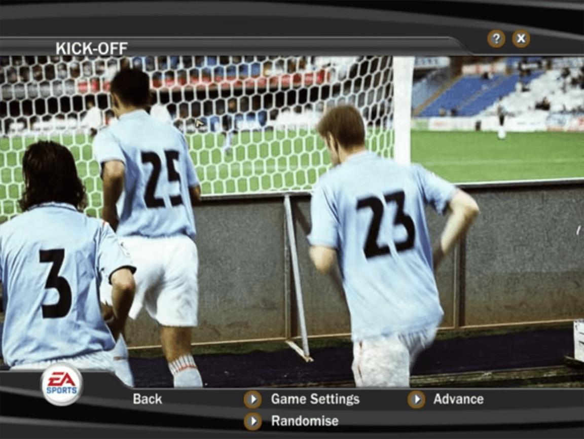 تحميل لعبة فيفا 2007