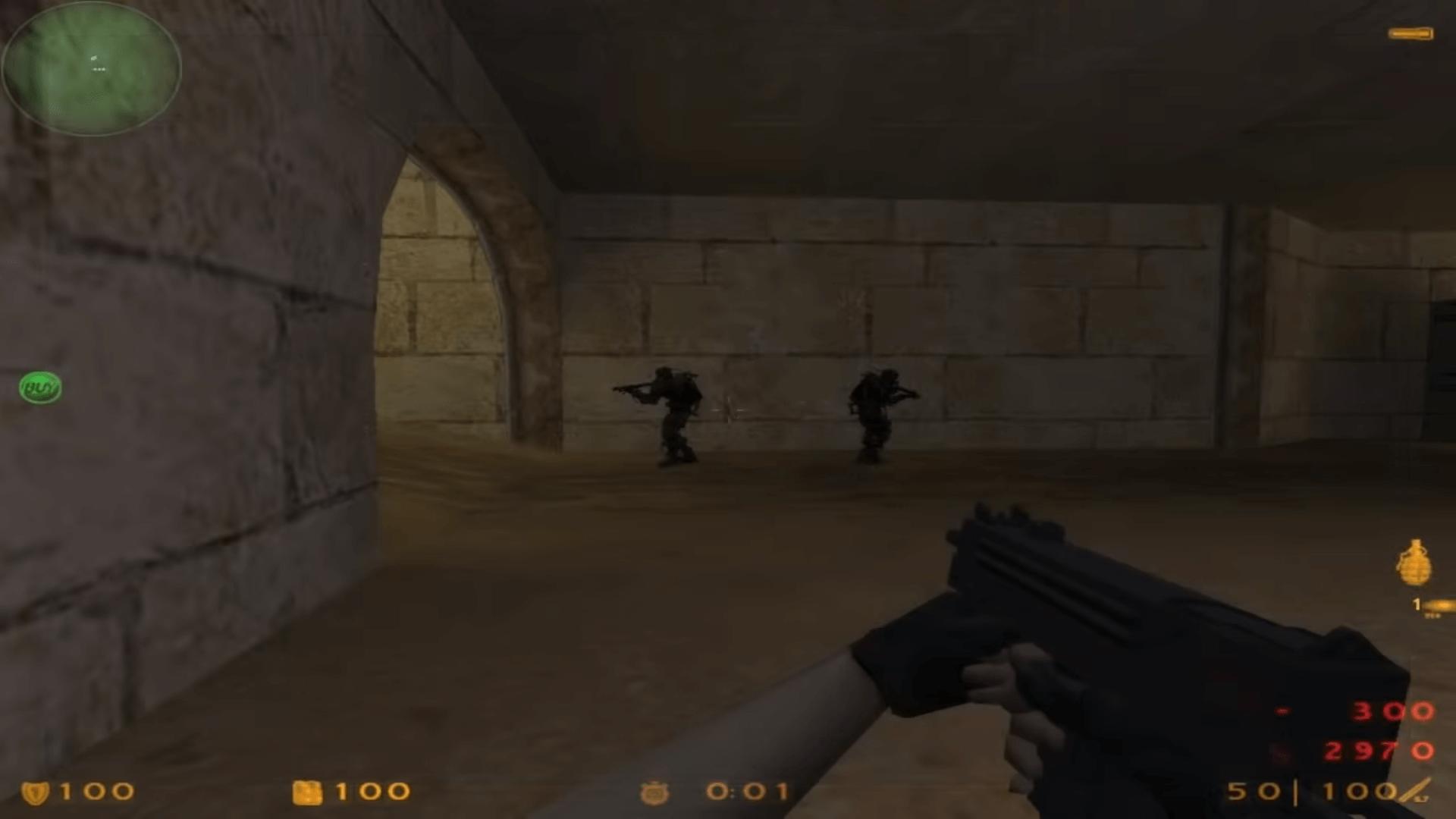لعبة Counter Strike 1.8