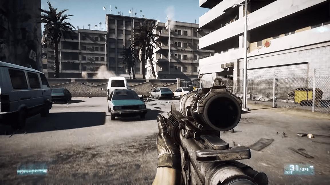 لعبة Battlefield 3