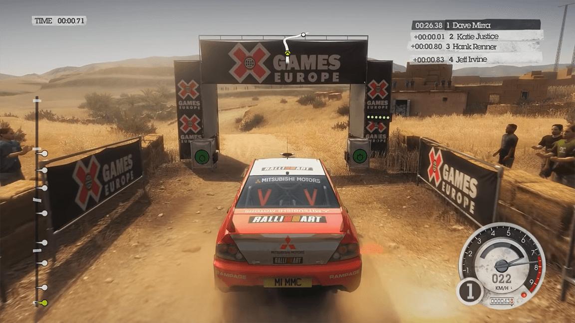 لعبة Dirt 2