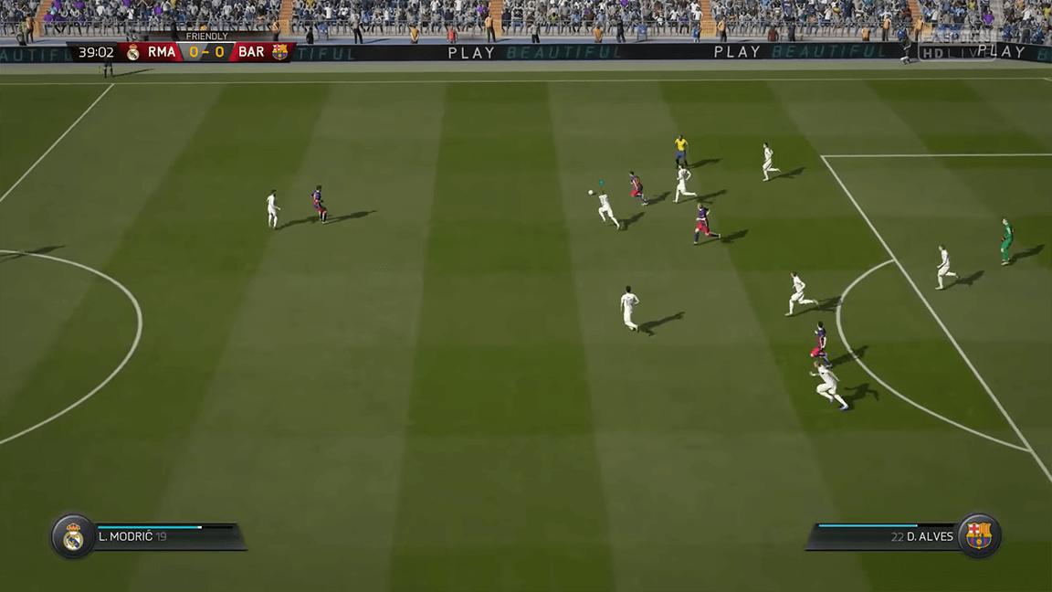 لعبة Fifa 2016