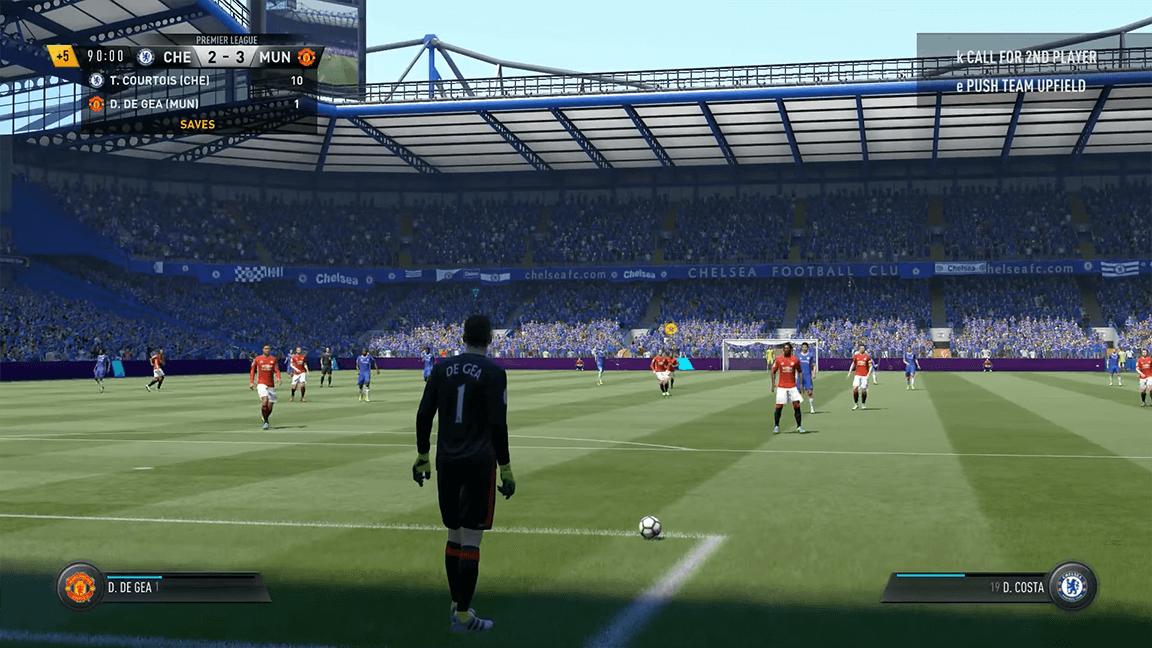 لعبة Fifa 2017