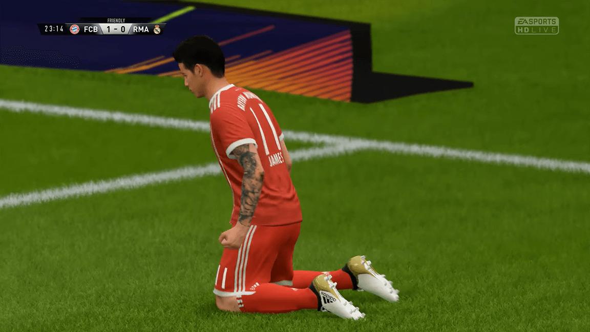 تحميل لعبة FIFA 2018