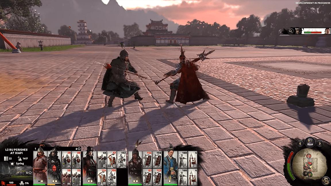 تحميل لعبة Total War: Three Kingdoms