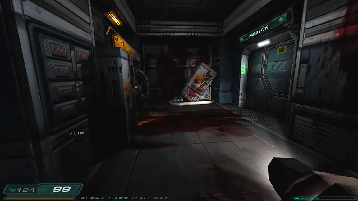 تحميل لعبة Doom 3