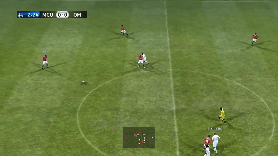 تحميل لعبة PES 2011
