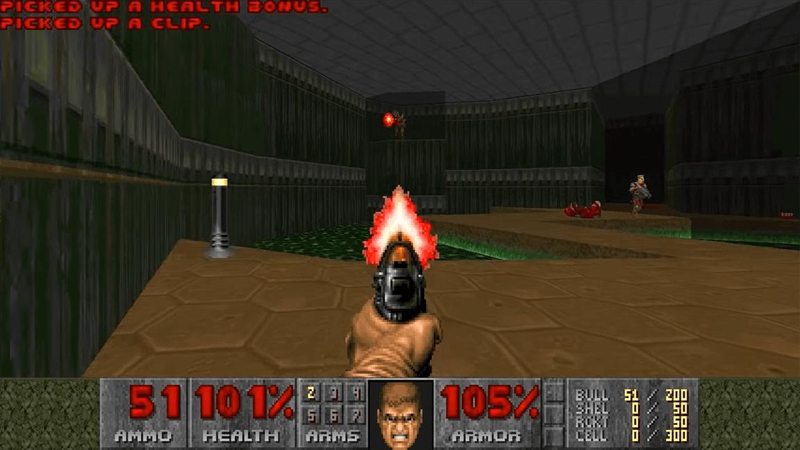 لعبة Doom 1