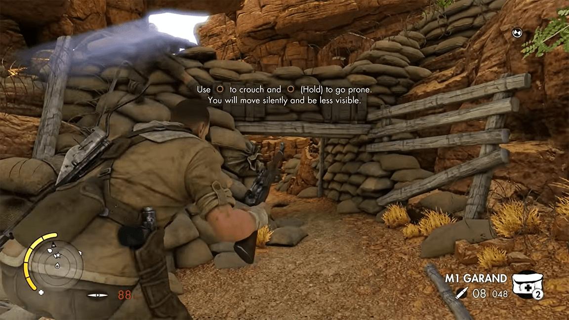 لعبة Sniper Elite 3