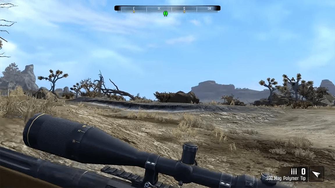 لعبة hunter pro hunts