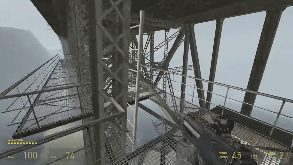 لعبة Half Life 2