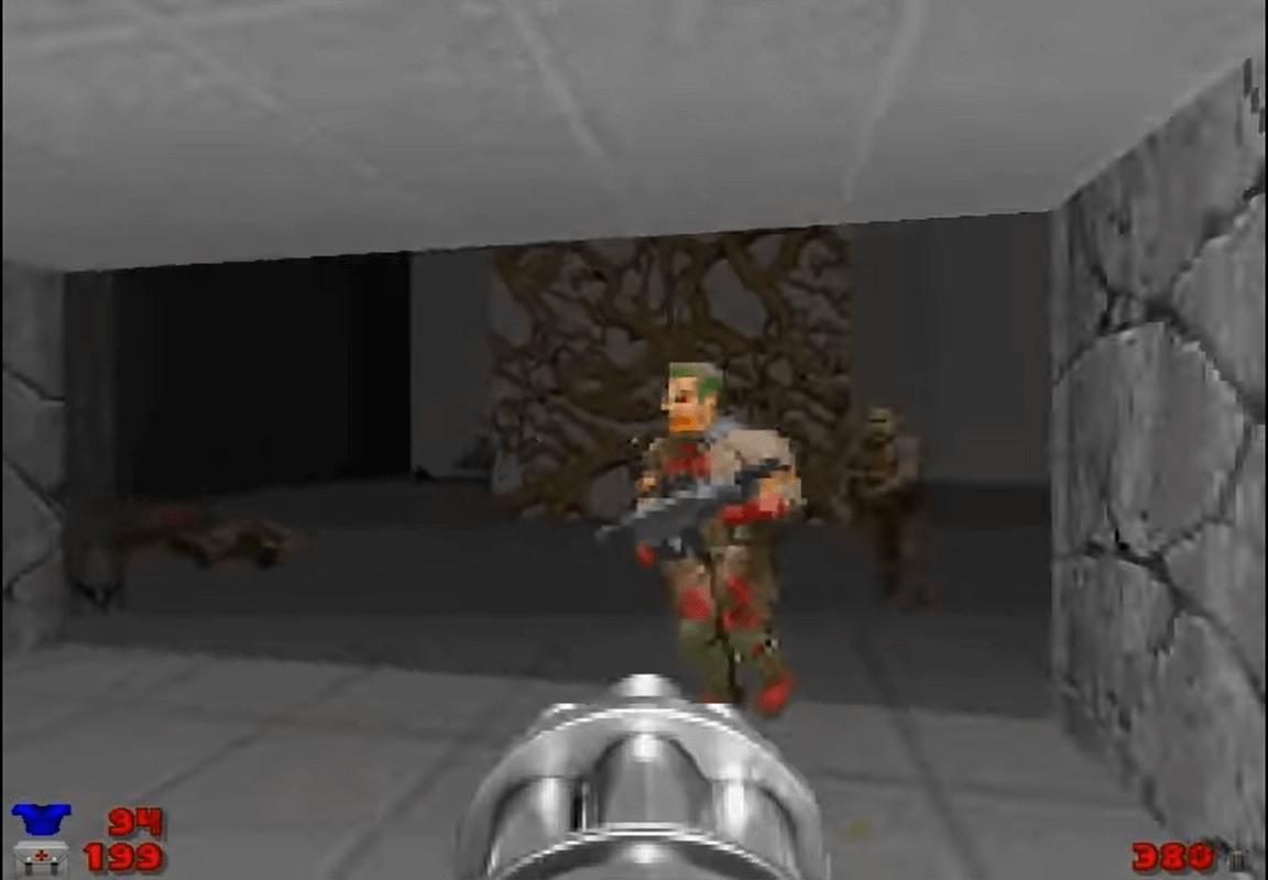 لعبة Doom 2