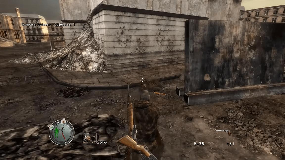 تحميل لعبة Sniper Elite