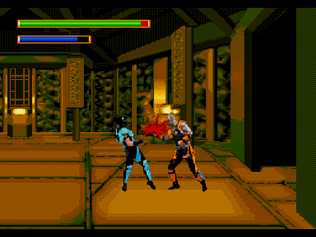تحميل لعبة Mortal Kombat 5