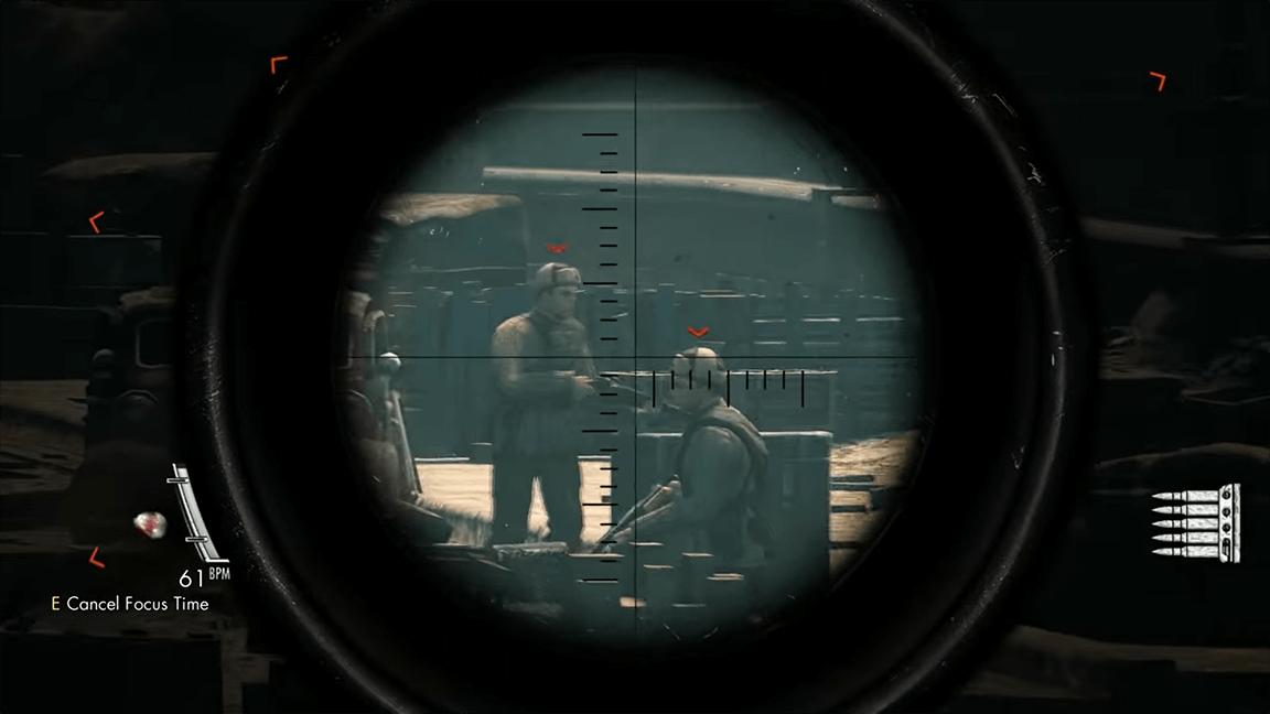 لعبة Sniper Elite 2