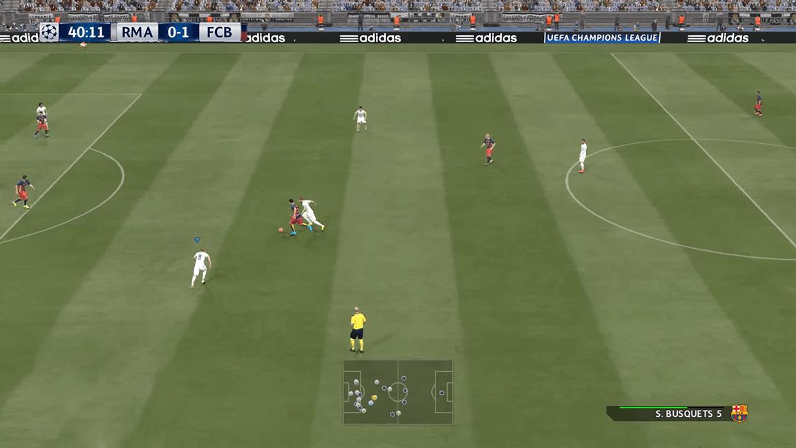 تحميل لعبة PES 2016