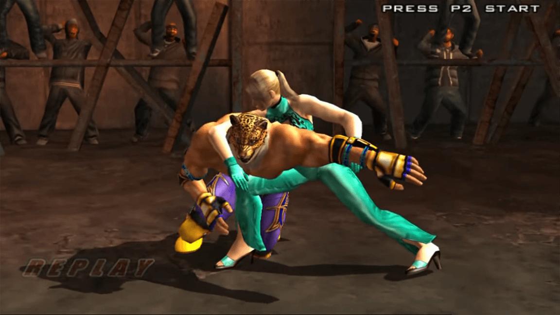 لعبة Tekken 5