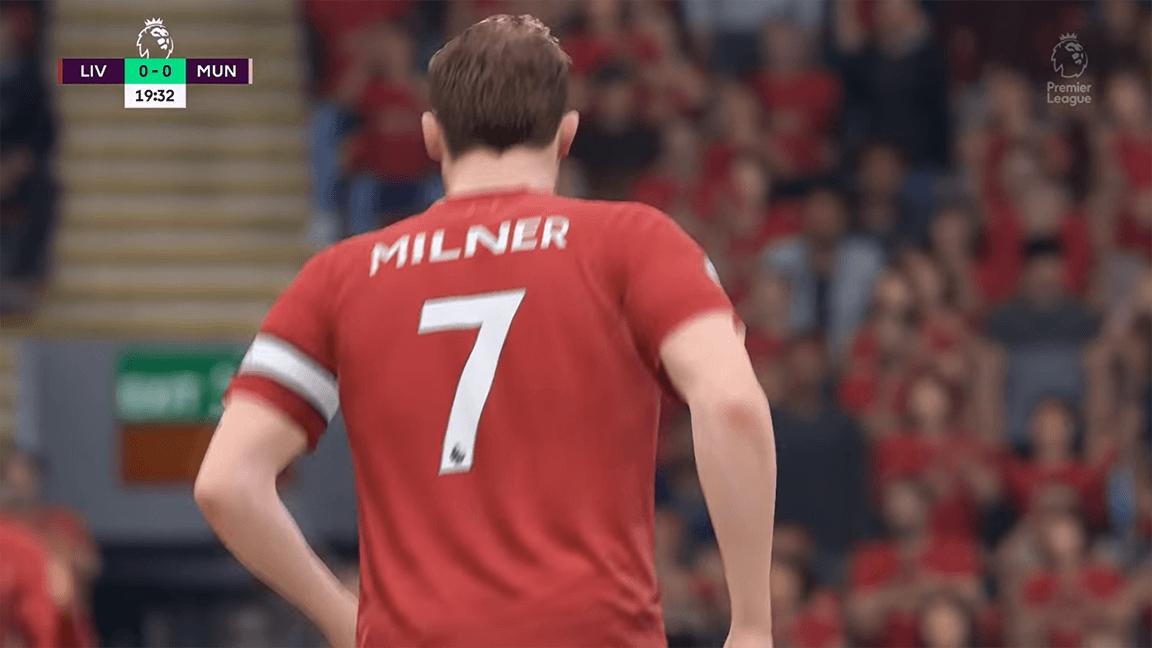 لعبة FIFA 2020