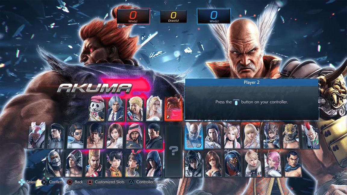 تحميل لعبة Tekken 7